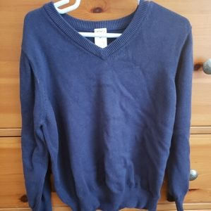 Carters v-neck sweater